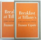 Image of Breakfast at Tiffany's | A Short Novel and Three Stories by Truman Capote [ First Edition Library Facsimile First Edition ]