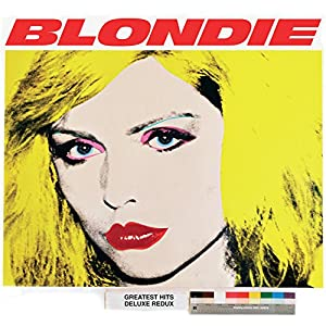 BLONDIE 4(0)-EVER: Greatest Hits Deluxe Redux / Ghosts Of Download (2CD + DVD)