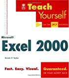 Teach Yourself Microsoft Excel 2000 (Teach Yourself (IDG))