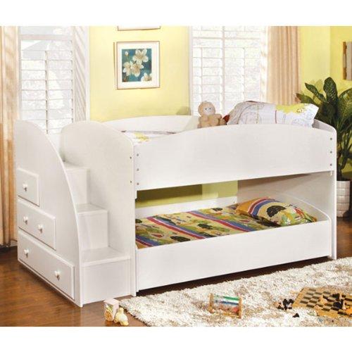 Single Loft Beds 1389 front