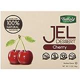 Bakol Jel Dessert, Cherry, 3 Ounce (Pack of 12)