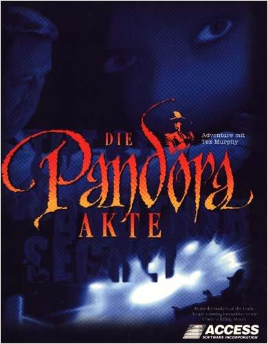 Die Pandora Akte Deutsche  Texte, Untertitel, Menüs Cover