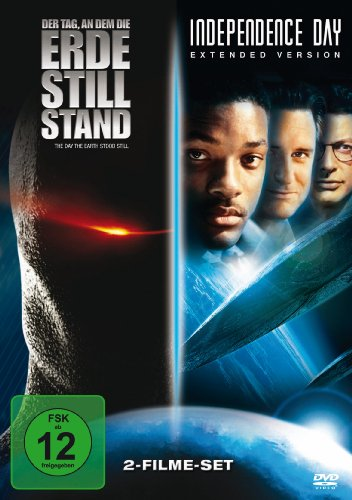 Der Tag, an dem die Erde stillstand / Independence Day, Extended Version [2 DVDs]