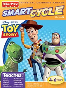 Fisher-Price SMART CYCLE Software - Disney/Pixar Toy Story