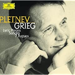 Grieg: Lyric Pieces; Sonata; Fugues