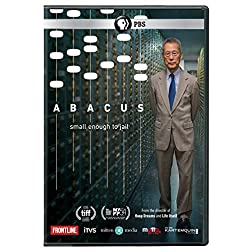 Abacus: Small Enough to Jail DVD