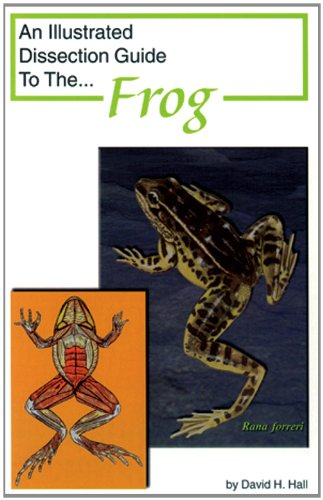Frey Scientific 597024 Mini-Guide to Frog Dissection