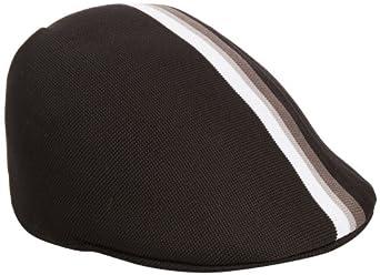 kangol - Casquette souple Homme Transmission stripe 507 - Noir (Black) - Small