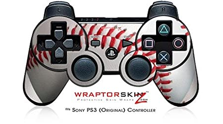 Sony PS3 Controller Skin - Baseball