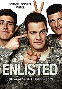 Amazon.com: Enlisted: The Complete First Season: Geoff Stults, Chris