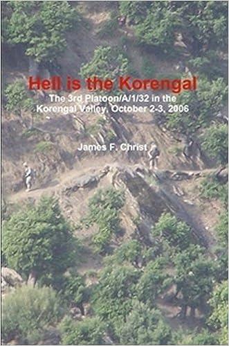Hell is the Korengal (Afghanistan War Series)