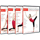 Tara Stiles This is Yoga : 4 DVD Set : Complete Yoga Encyclopedia: Daily Yoga + Beginners Yoga + AM/PM Yoga + Complete Yoga Library for Everyone ~ Tara Stiles