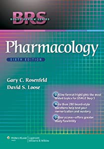 BRS Pharmacology (Board Review Series) Free Download 51LjToKm38L._SY300_