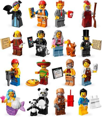 Lego Minifiguras Serie 71004 Lego Movie Coleccion 16 Figuras Lego 71004 Minifigure The Lego Category Buy Oldlego A New Lego Marketplace Experience