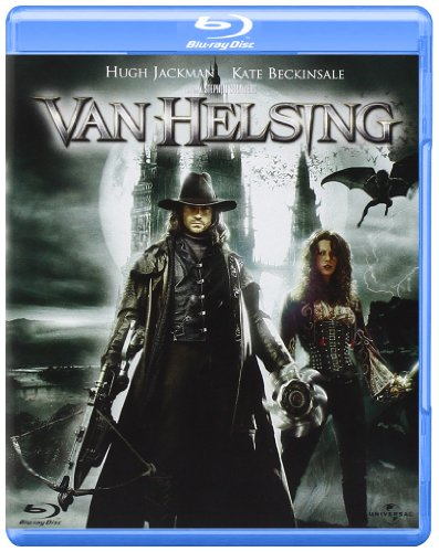 Van Helsing [Blu-ray] [IT Import]