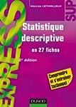 Statistique descriptive - 6 �me �dition