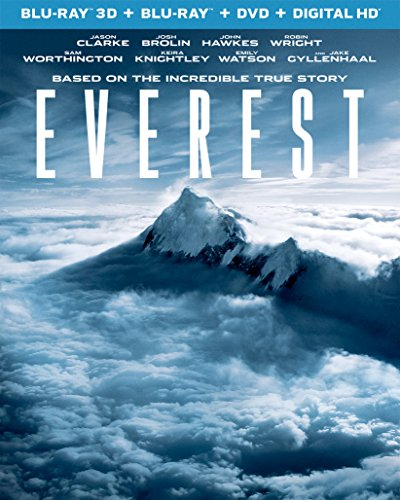 Everest 3D [Blu-ray]