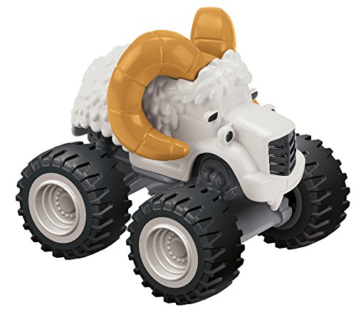 Fisher-Price Nickelodeon Blaze and the Monster Machines Big Horn Truck