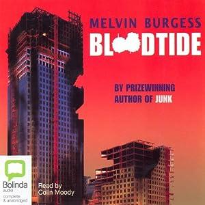 Bloodtide Audiobook
