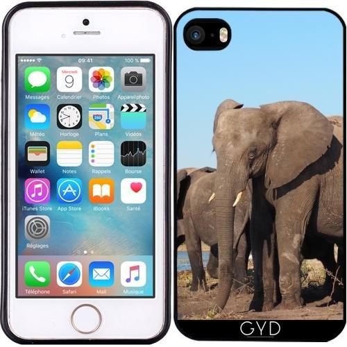 coque-pour-iphone-se-elephant-afrique-exotique-by-wonderfuldreampicture