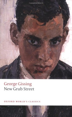 Large book cover: New Grub Street