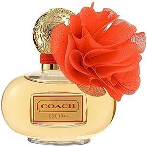 Coach Poppy Blossom Eau de Parfum Spray for Women, 1.7 Ounce