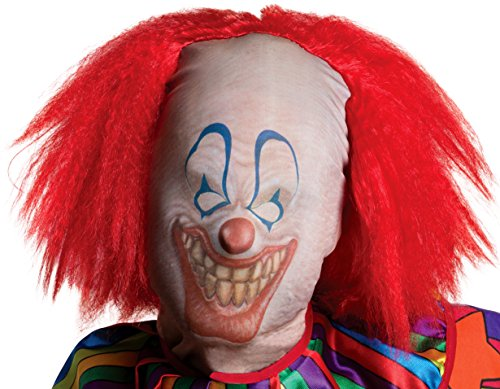 Rubie's Costume Co Men's Scary Clown Mask