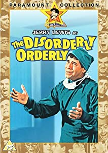 The Disorderly Orderly [DVD]
