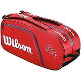 WILSON Federer Team 6 Racquet Bag