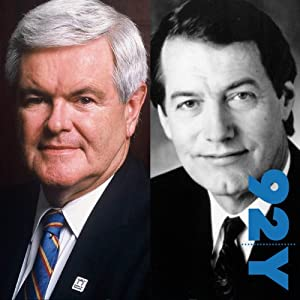 Newt Gingrich with Charlie Rose at the 92nd Street Y | [Newt Gingrich]