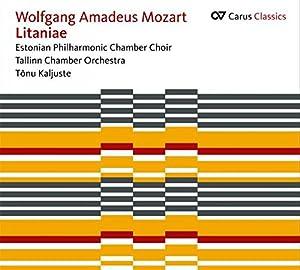 Mozart: Litaneien KV 109 / KV 125 / KV 243