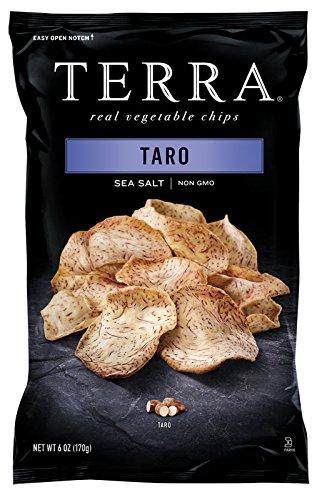 TERRA Taro, Sea Salt, 6 Ounce (Pack of 12) (Terra Chip Sea Salt compare prices)