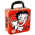 Vandor Square Tin Tote, Betty Boop Lunch Box
