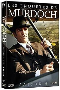 Les Enquêtes de Murdoch - Saison 6 - Vol. 1
