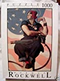 Norman Rockwell Rosie the Riveter Image