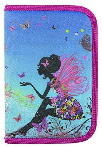 241124 - Schüleretui Flower Fairy 50 teilig