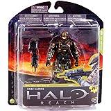 McFarlane Toys Halo Reach Series 4 UNSC Marine Major Action Figure