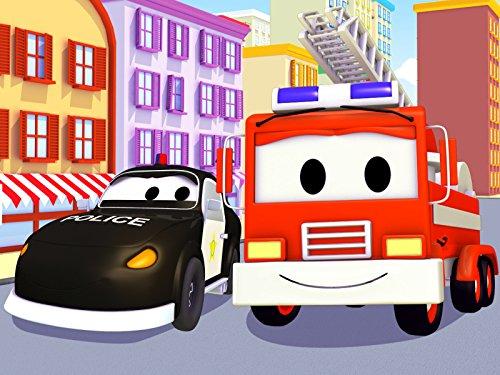 消防車とパトカーのカーパトロール - Season 1