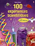 100 exp�riences scientifiques