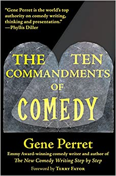 comedy writing workbook gene perret