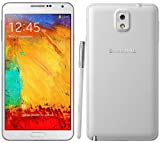 Brand New Samsung Galaxy Note 3 White SM-N900 N9000 (FACTORY UNLOCKED) 32GB , 5.7 HD