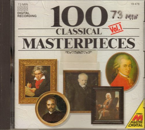 100 Classical Masterpieces 1 by