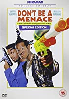 Don't Be A Menace To South Central While Drinking Your Juice In The Hood [DVD]
