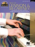 Best of Lennon and McCartney: Piano Play-Along Volume 96 (1423493125) by Beatles, The