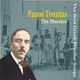 Amazon.com: Panos (Panayiotis) Tountas - The Maestro / Recordings 1928