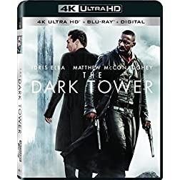 The Dark Tower [4K Ultra HD + Blu-ray]