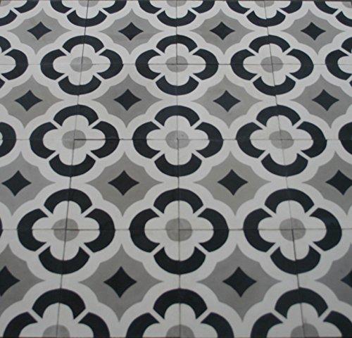 1 m karina 430 3 piekfein zementfliesen historische. Black Bedroom Furniture Sets. Home Design Ideas