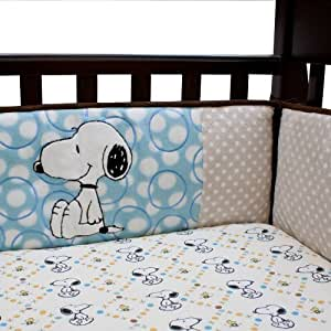 Bff Snoopy Crib Bedding