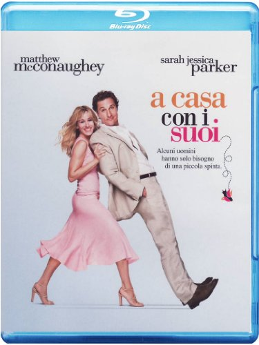 A casa con i suoi [Blu-ray] [IT Import]