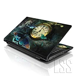 LSS 15 15.6 inch Laptop Notebook Skin Sticker Cover Art Decal Fits 13.3\